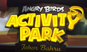 Taxi to Angry Birds Activity Park from Singapore
