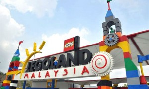 Taxi to Legoland Malaysia from Singapore